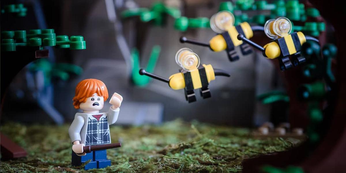 The #LEGODarkArts Riddikulus winners