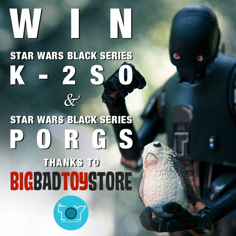 BBTS Star Wars Black Series review and giveaway