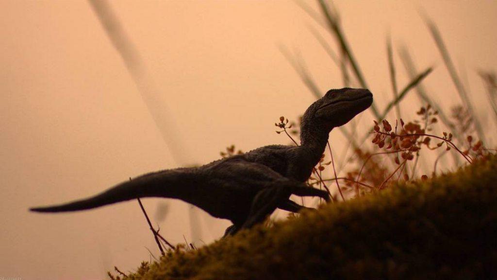 Raptor by Jon Aiken dinoczars