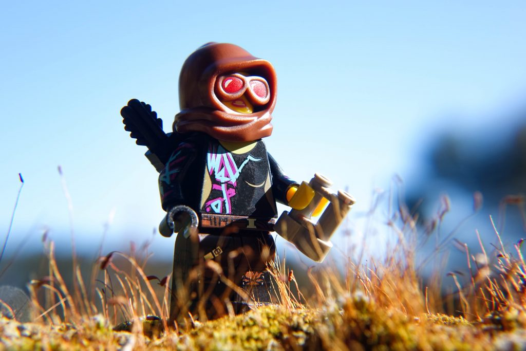 The LEGO Movie 2 Minifigure Review: Apocalypseburg Lucy