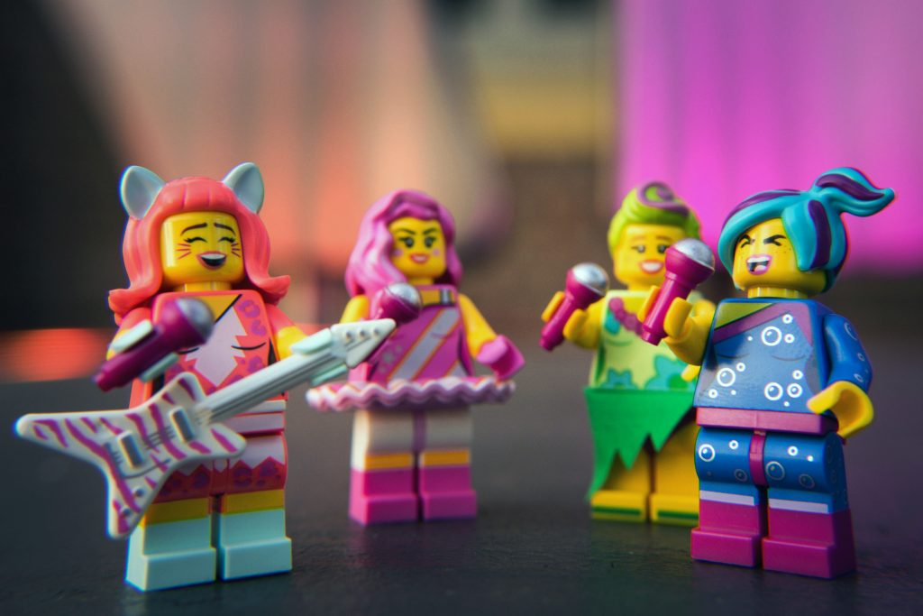 The LEGO Movie 2 Minifigure Review: Pop!
