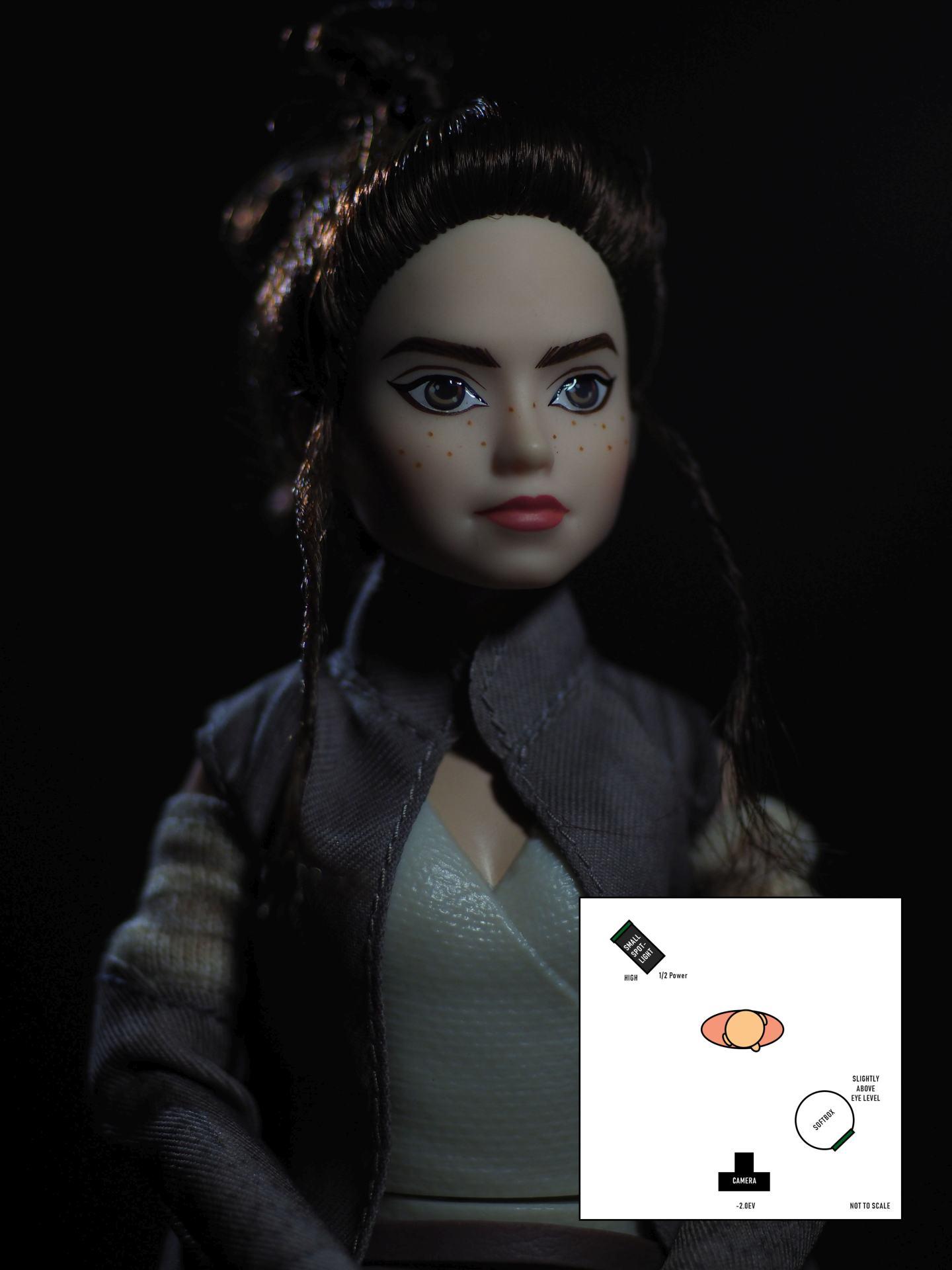 Rey portrait 7