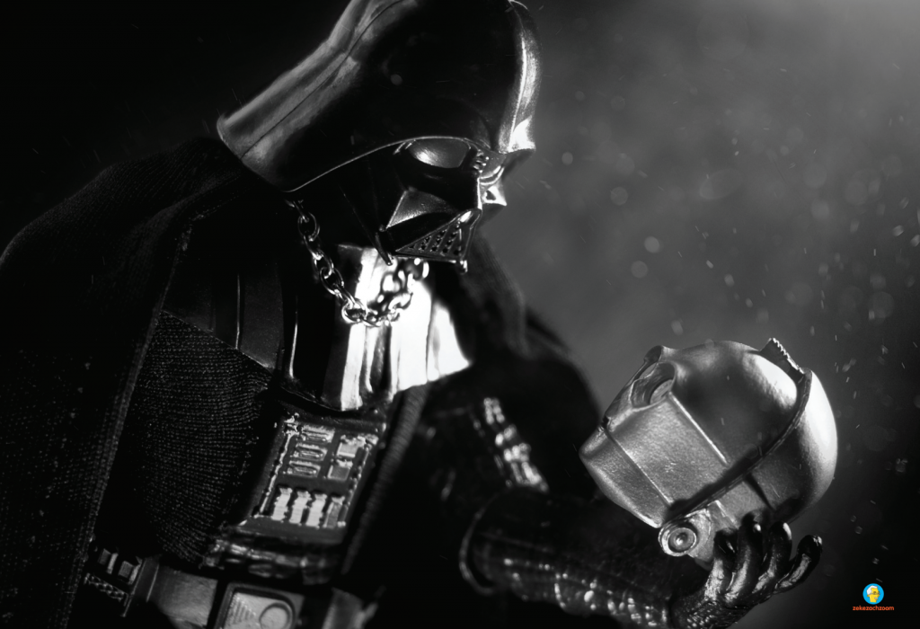 Vader and C3P0 by zekezachzoom.
