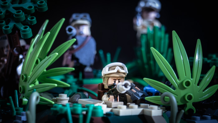 Rebels in hiding by @teddi_toyworld