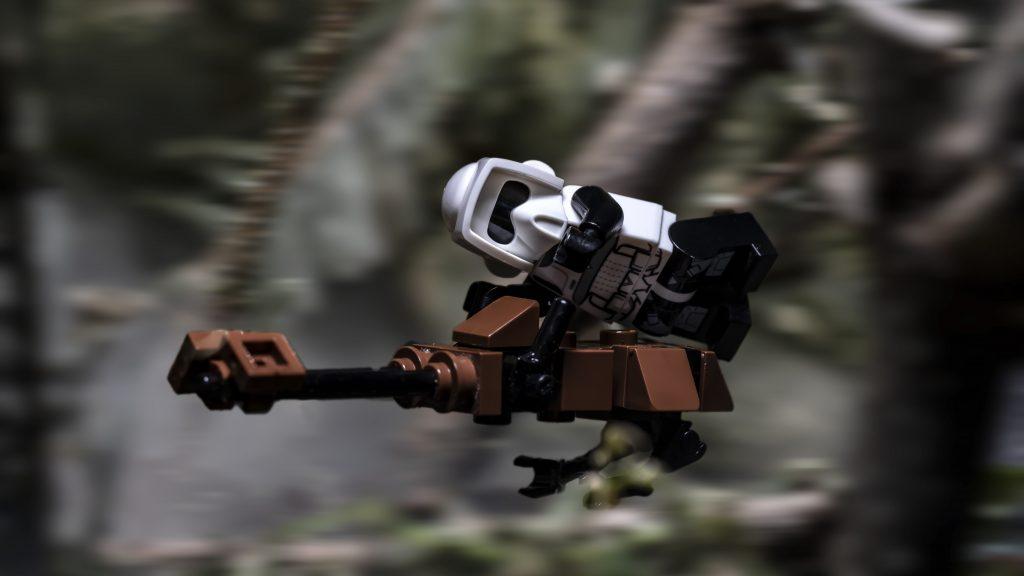 Endor - speederbike