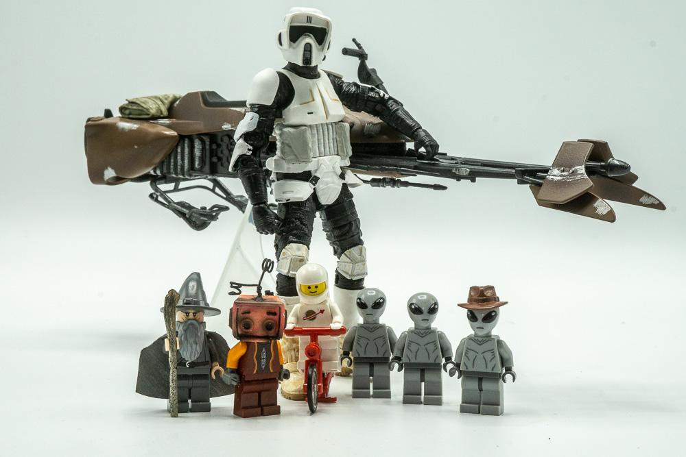 Toys based on inspiration