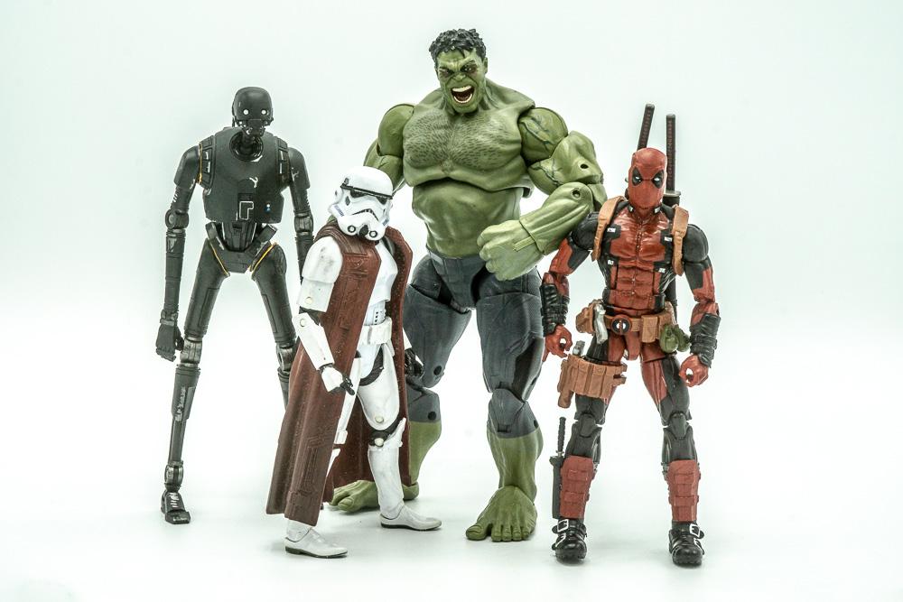 My regular toys