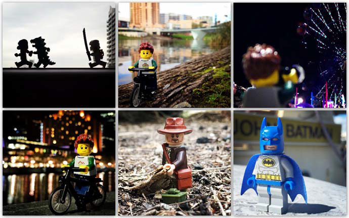 How to integrate LEGO photography into your con