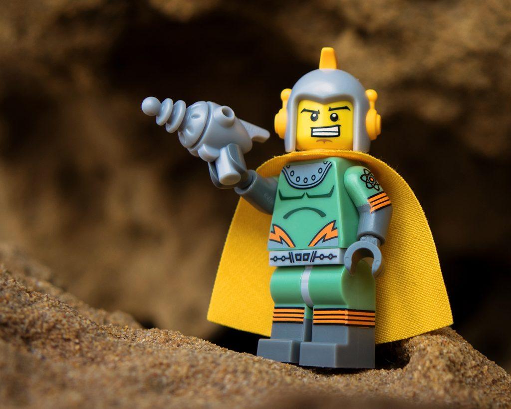 Series 17 Review: Retro Spaceman