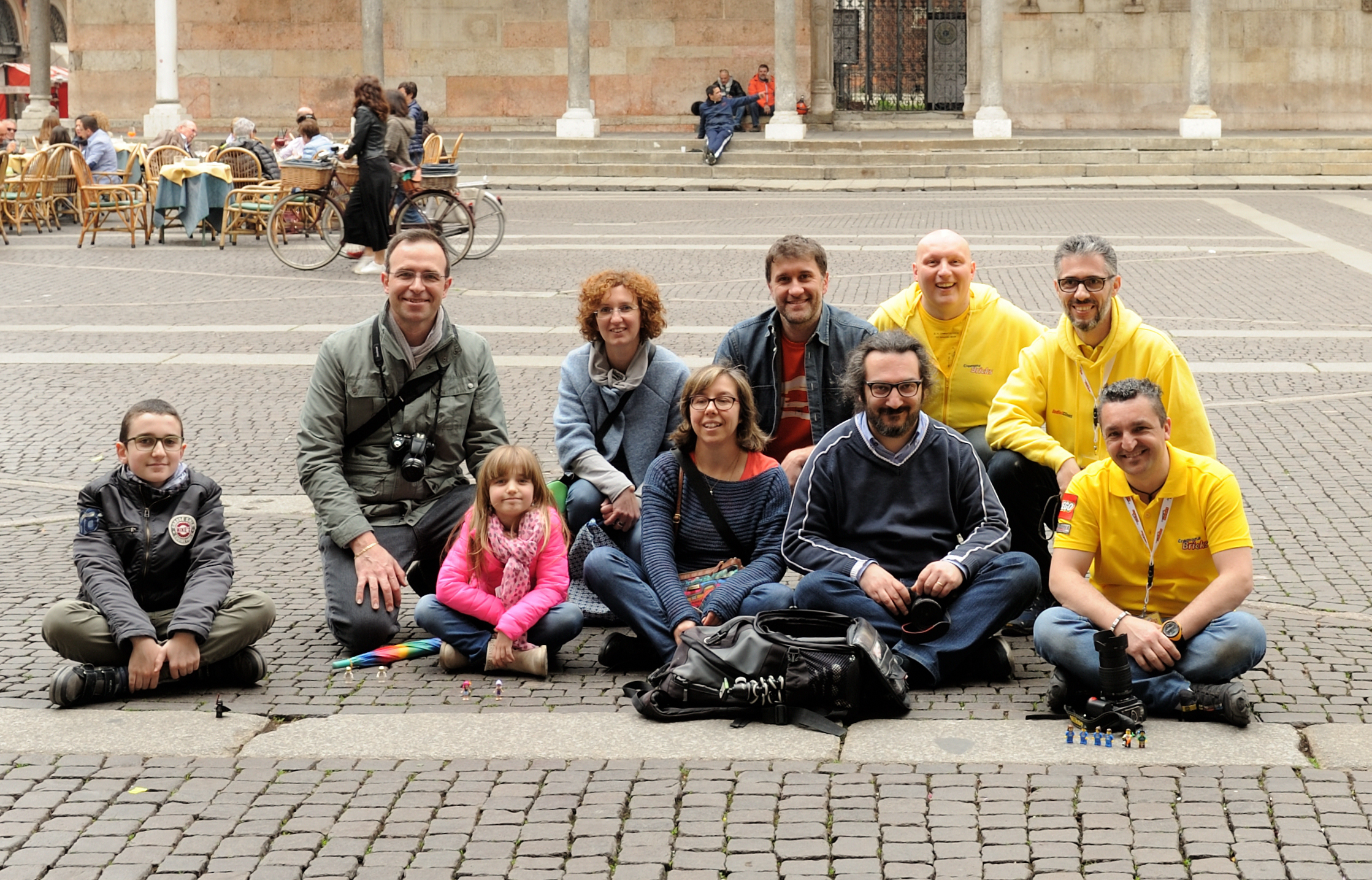 Toy Photographer's Meet-Up – Italian Style!
