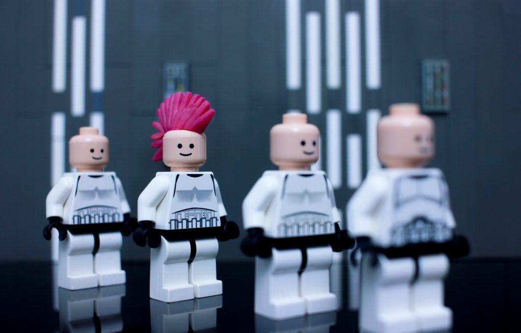 Stormtrooper punk google+