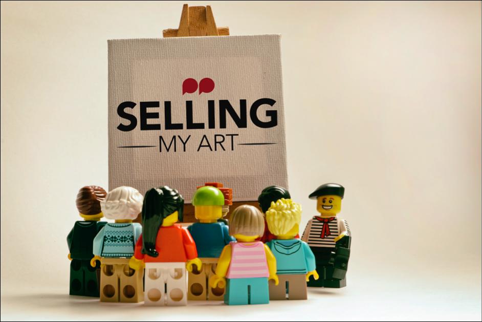 Selling My Art by zekezachzoom