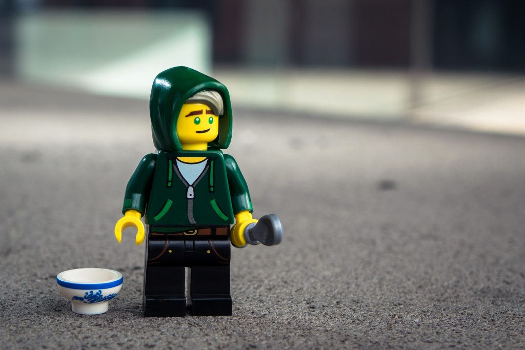 The Ninjago Movie Collectable Minifigures - Toy Photographers