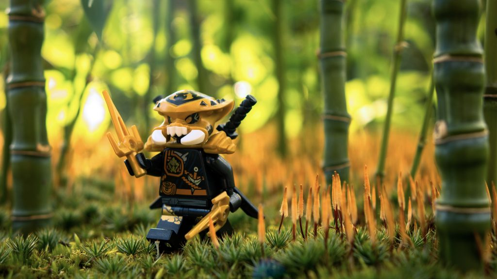 The Ninjago Movie Collectable Minifigures Giveaway Giveaway
