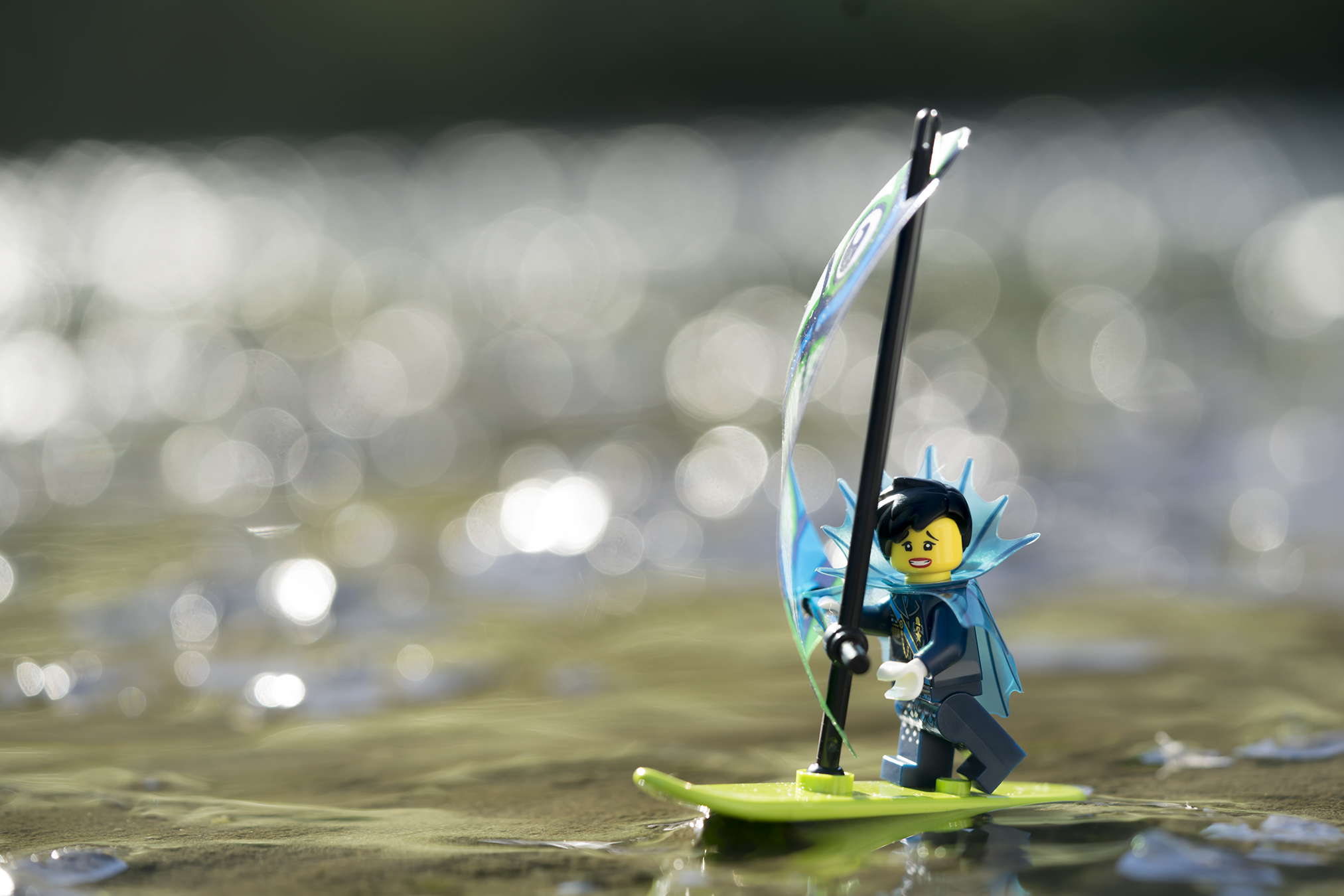 The Basics – Photographing toys in water