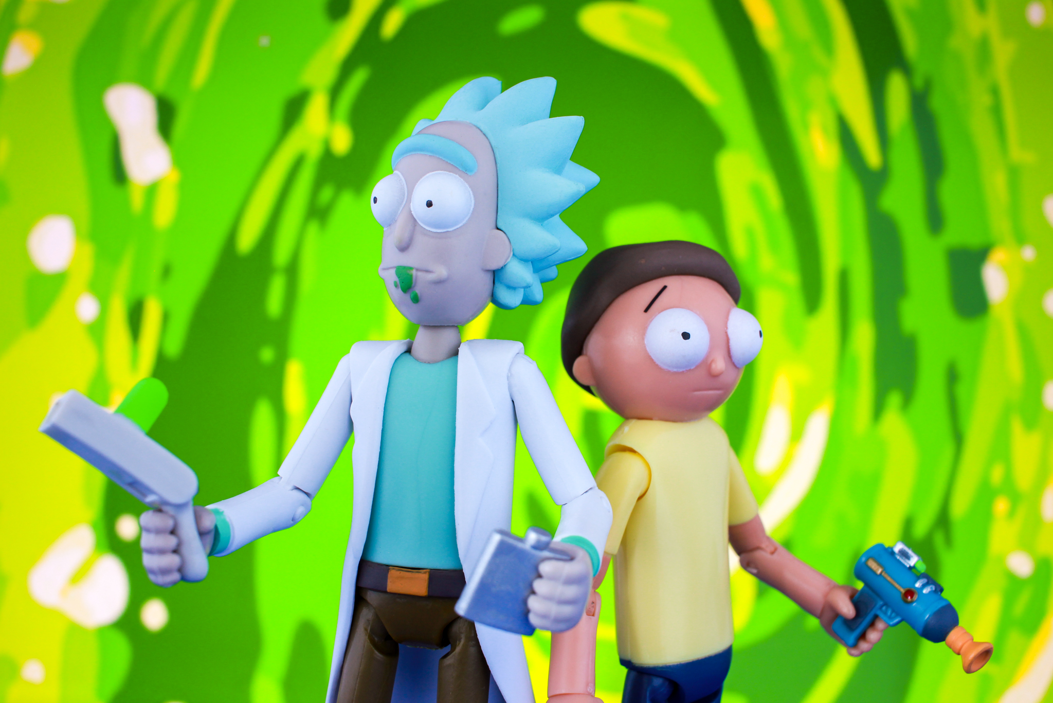 Review: Funko Rick and Morty 5-inch Figures