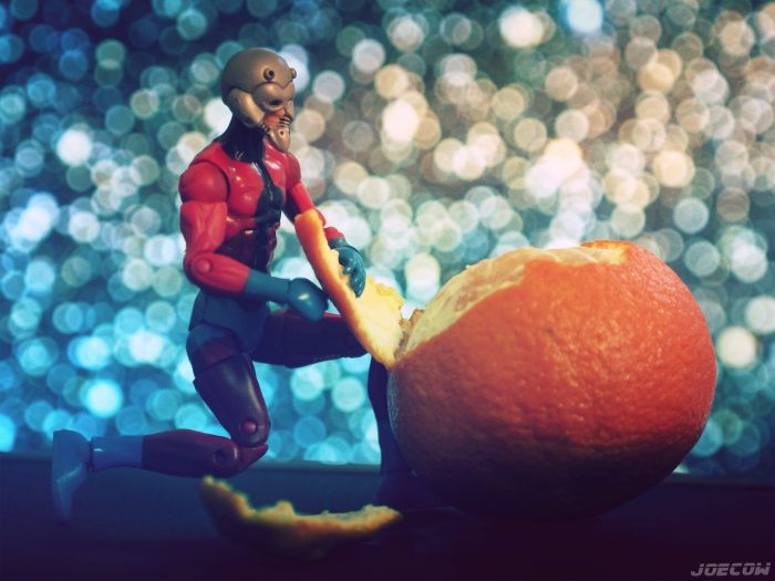 2 - Antman Peels Orange