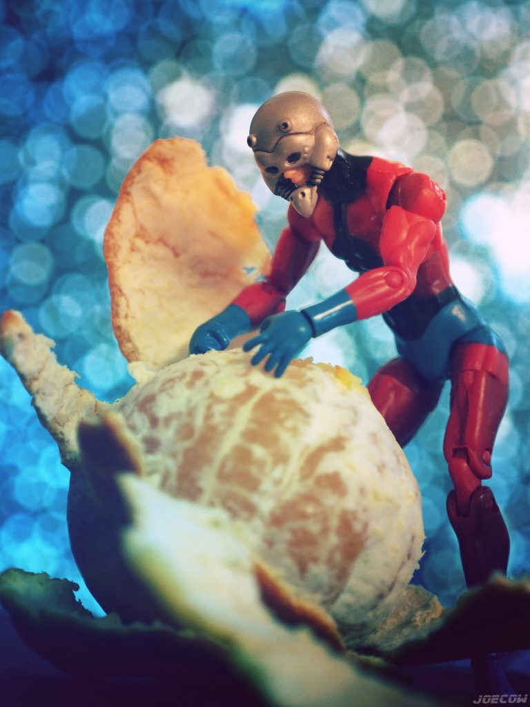 3 - Antman Peels Orange