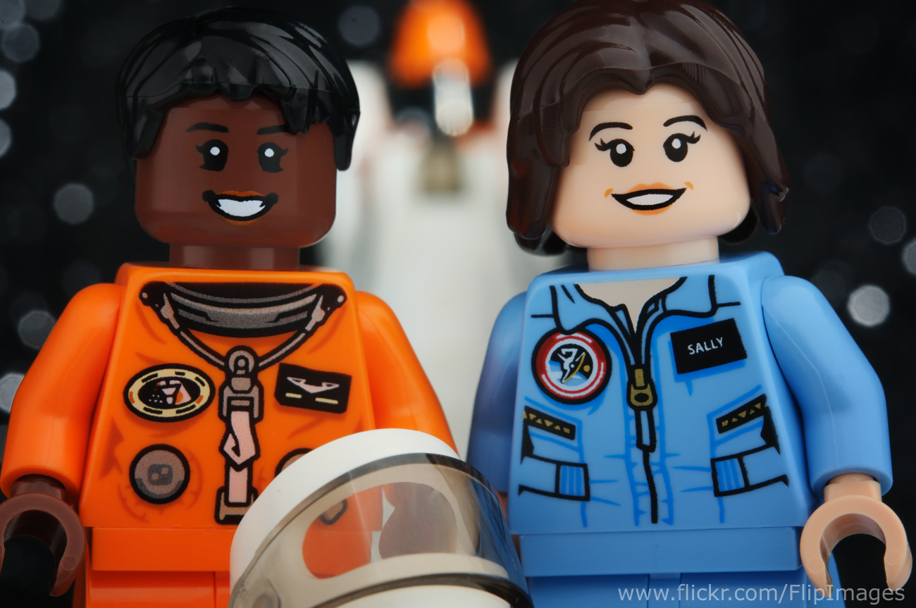 Review: LEGO 21312 Women of NASA