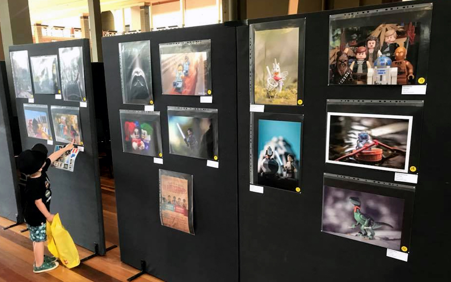 Brickvention Charity Silent Auction