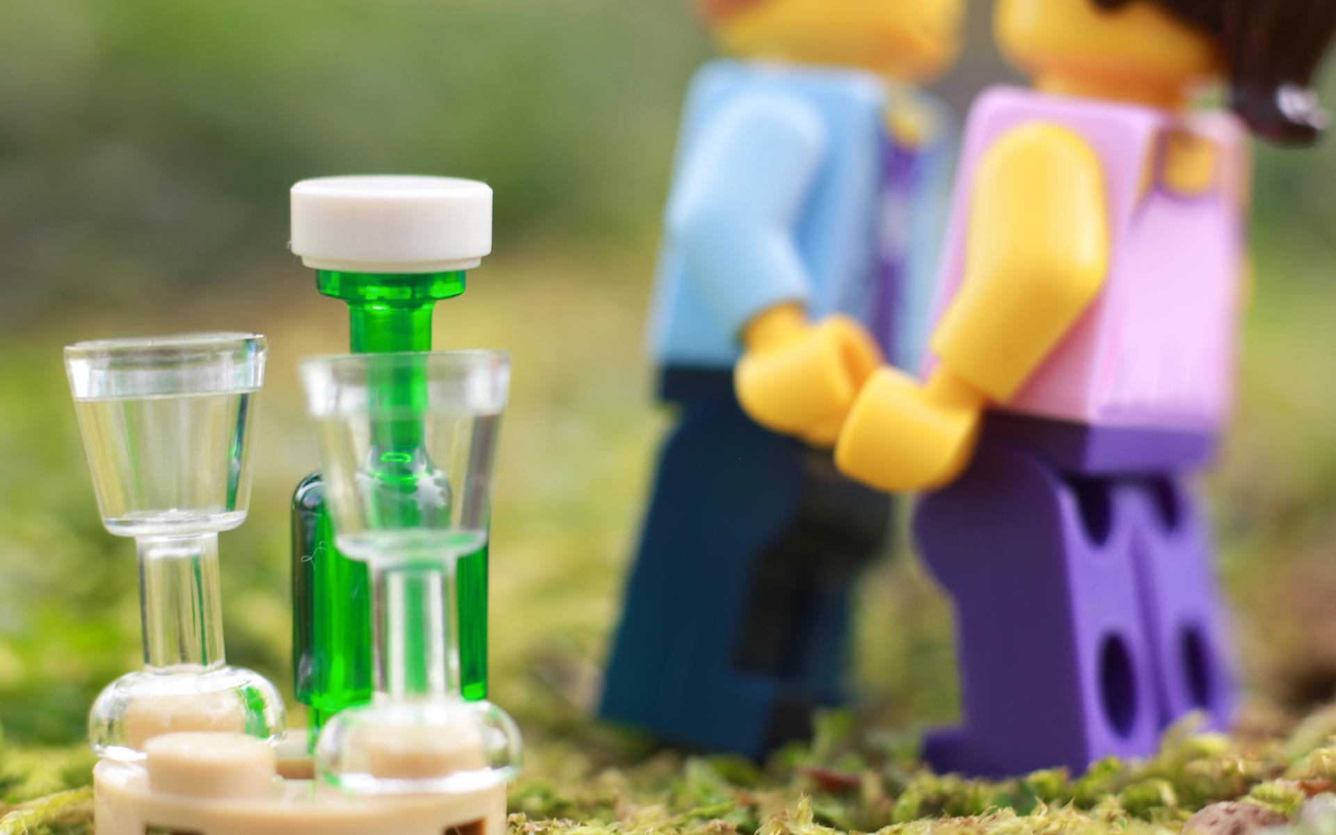 Review: LEGO 40236 Romantic Valentine Picnic