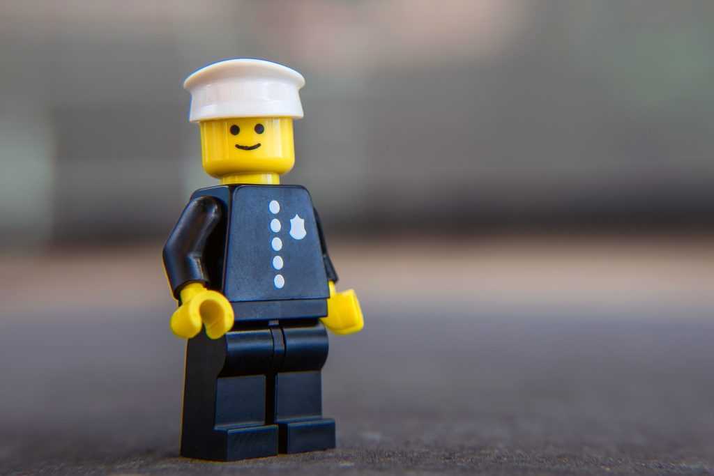Series 18: Police Officer