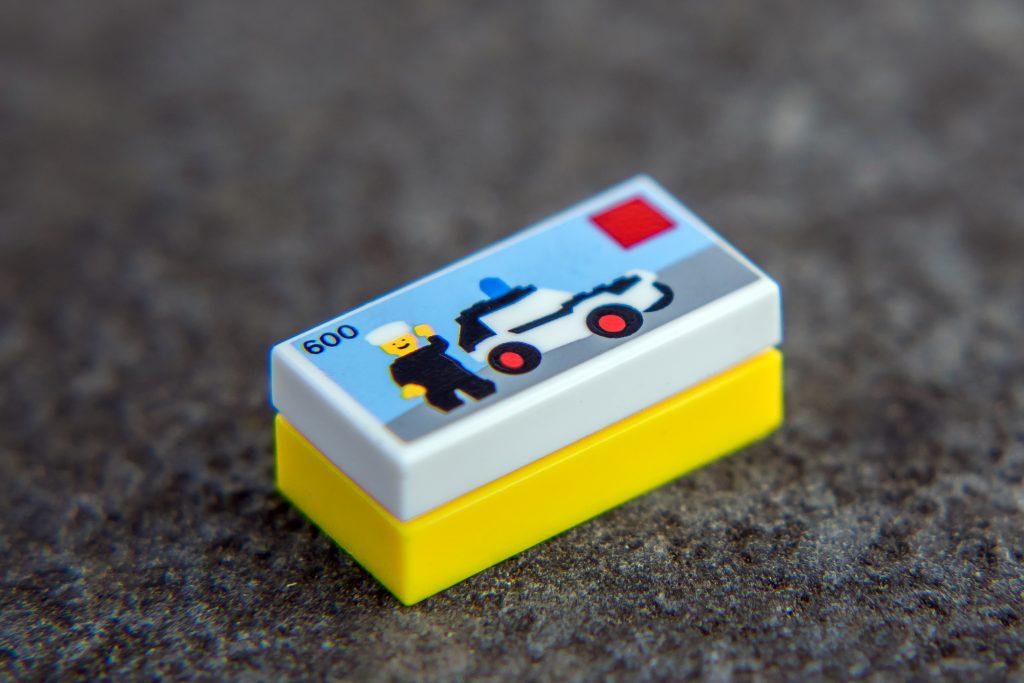 Series 18: 600 Police Car