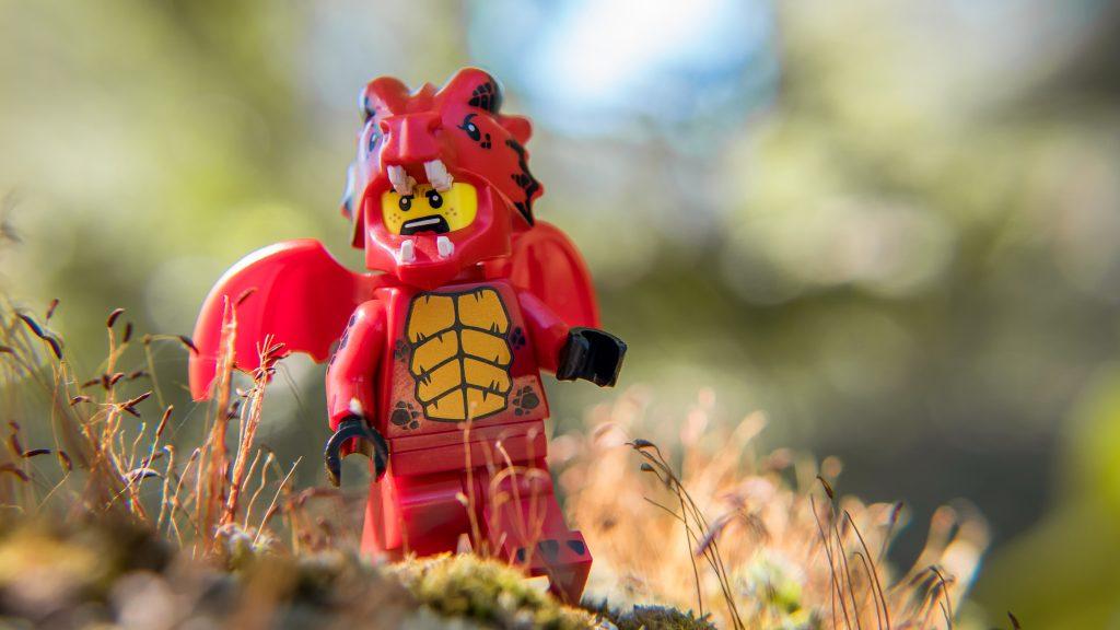 Series 18: Angry Dragon