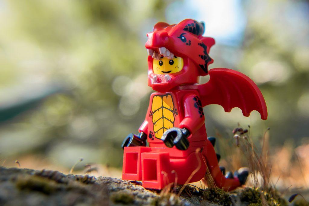 Series 18: Happy Dragon