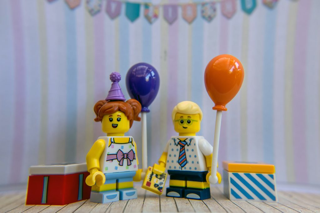 Series 18: We like to party!