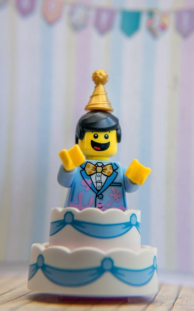 Series 18: HAPPY BIRTHDAY!