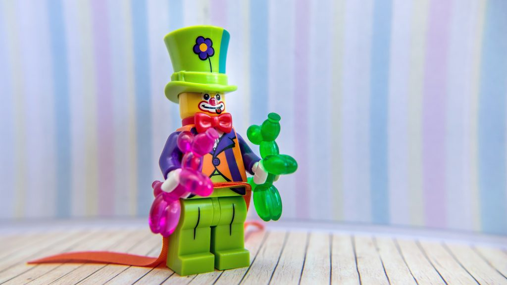 Series 18: Party Clown