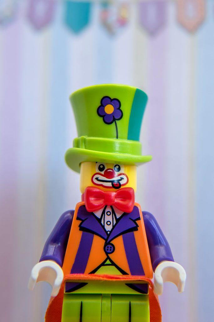 Series 18: Clownin' around