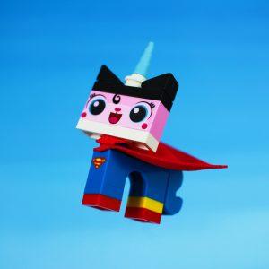 Super Unikitty LEGO by James Garcia