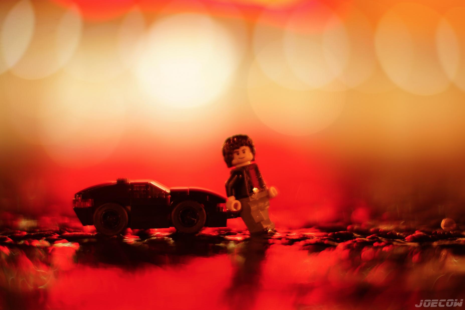 LEGO Knight Rider by Joseph Cowlishaw JoeCow