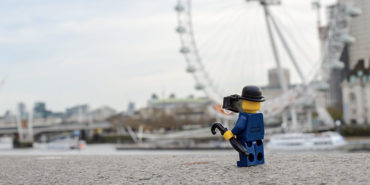 Finding the UK toy photography community