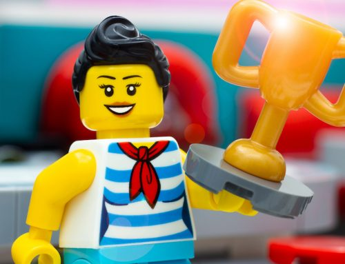 LEGO Downtown Diner Giveaway Winner