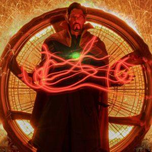 Doctor Strange Infinity War by Koncrete_Bricks