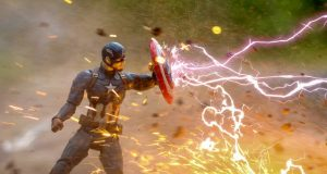Captain America by Koncrete_Bricks