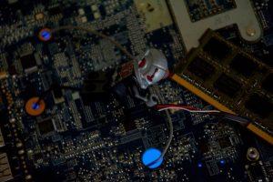 LEGO Marvel Ant-Man by ljtoyphotography