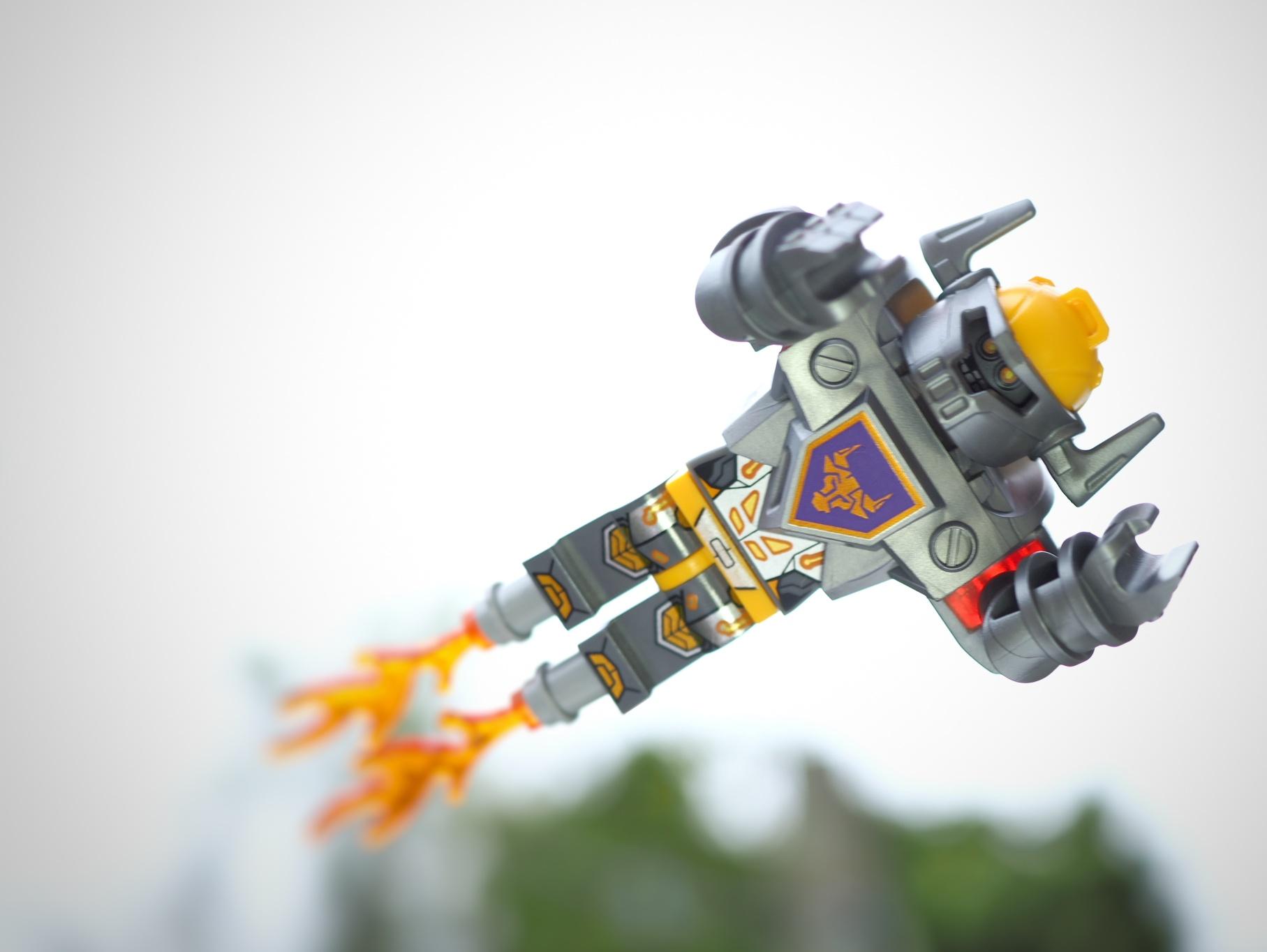 """LEGO """"Whatever, Tony Stark"""" by Tony Tulloch"""