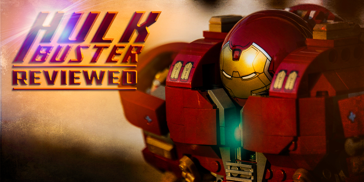 The Hulkbuster: Ultron Edition Review