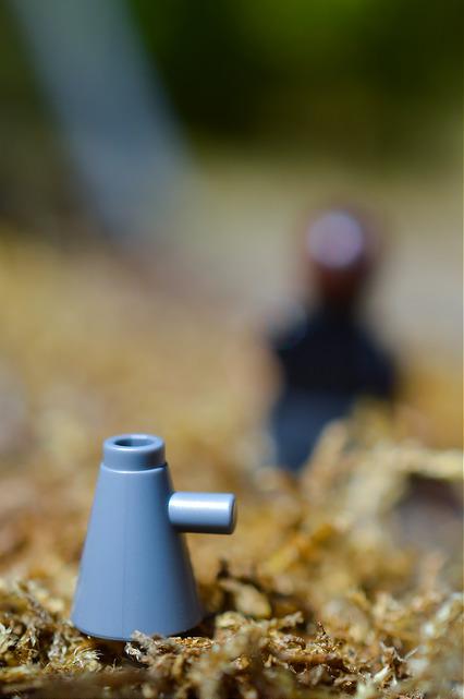 LEGO microphone