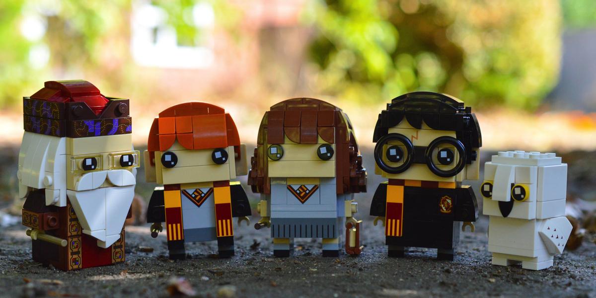 Wizarding Brickheadz