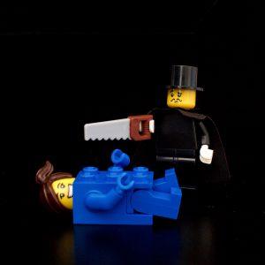 LEGO magician by Ben Cardy benny.lego