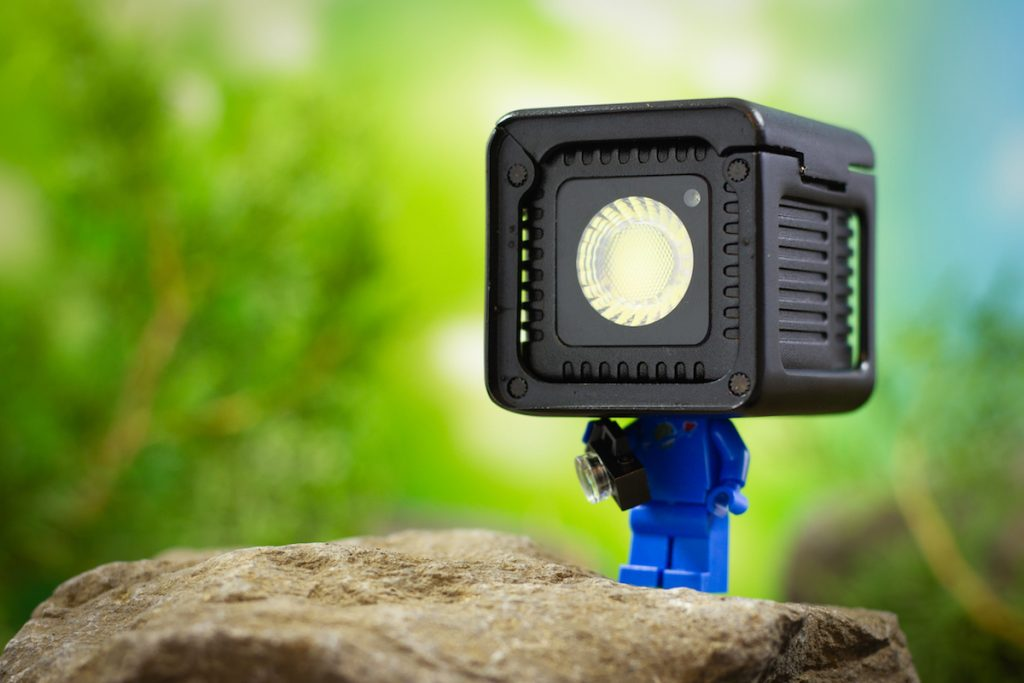 LEGO Minifigure Lume Cube light