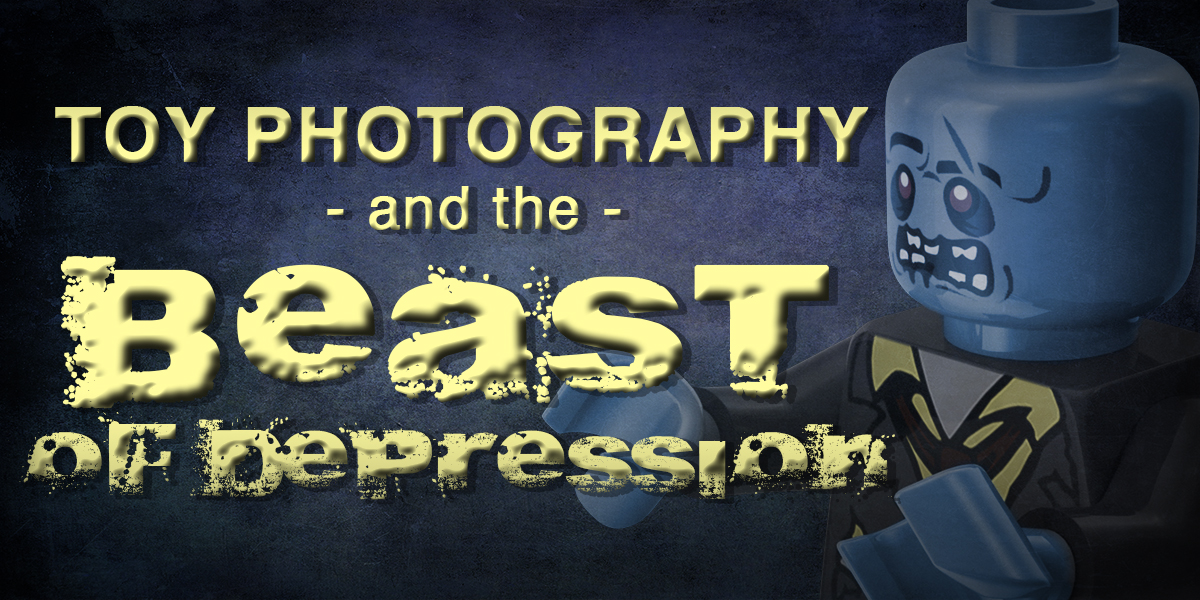 Toy Photography And The Beast Of Depression