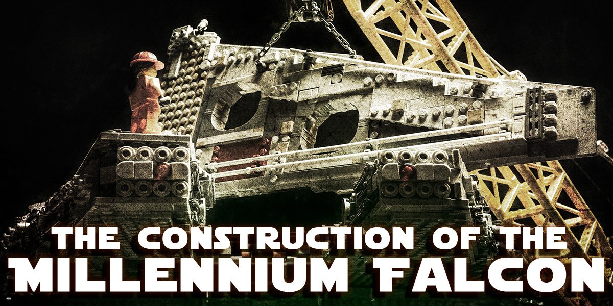 The Construction Of The Millennium Falcon