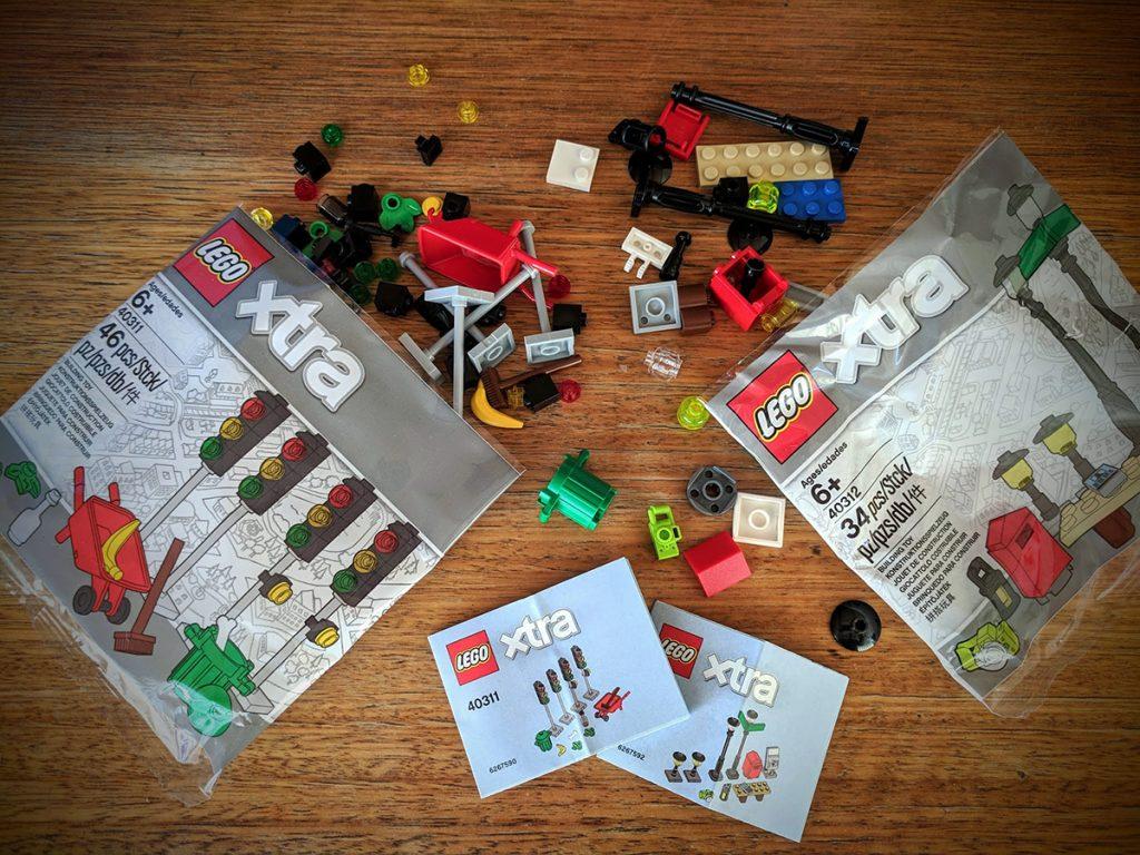 Winners: LEGO Polybags