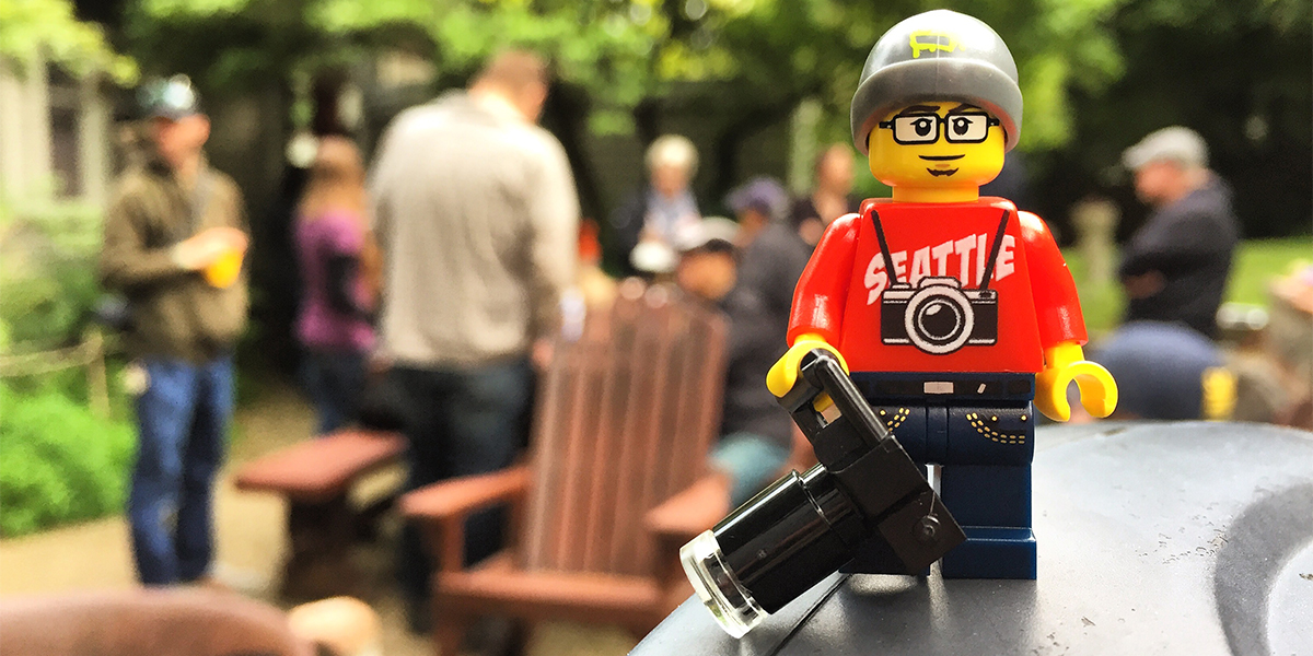 Toy Photographers: The Seattle Interviews